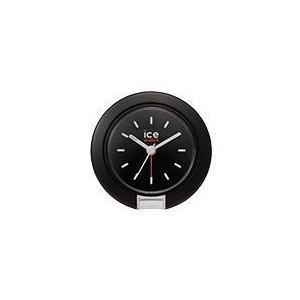 Reveil Ice-Watch Travel Clock Black 7.5cm 015191