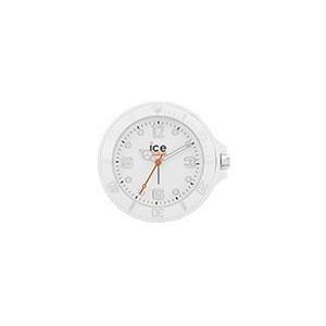 Reveil Ice-Watch Alarm Clock White 13cm 015198