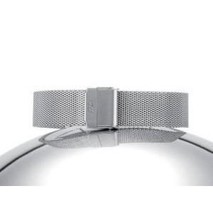 Bracelet Montre Milanais ASTI acier 14/14mm poli