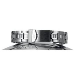 Bracelet Montre Paillasson KRONOS acier 18mm polis-satiné