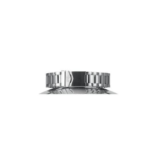 Bracelet Montre Paillasson SEASTAR acier 20mm full satiné