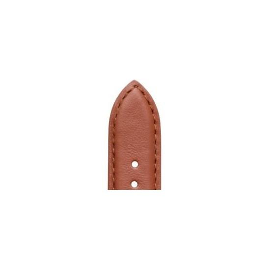Bracelet Montre Vachette MIAMI Marron 14mm Mat