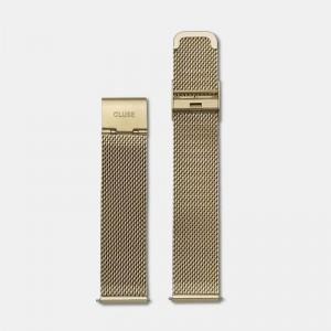 Bracelet Montre Cluse 18mm Mesh Gold CS1401101009