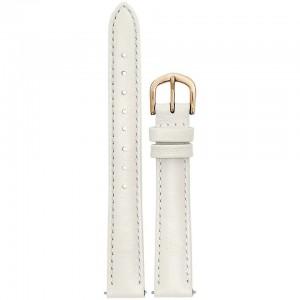 Bracelet Montre cuir Beige 14mm