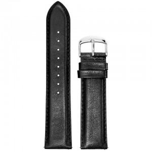 Bracelet Montre Cuir 22mm NOIR
