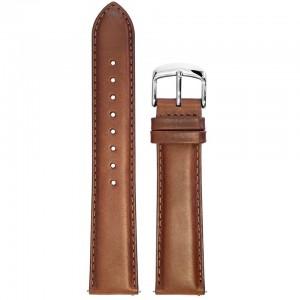 Bracelet Montre Cuir 20mm Marron