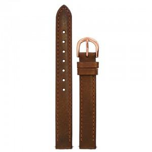 Bracelet Montre Cuir 12mm Marron