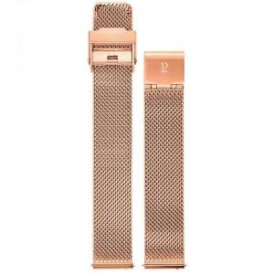 Bracelet Montre Acier 16mm Doré Rose