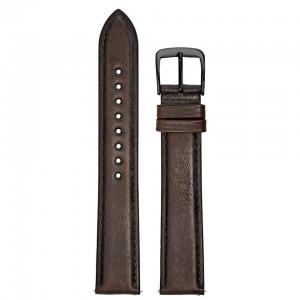 Bracelet Montre 18mm Cuir Marron